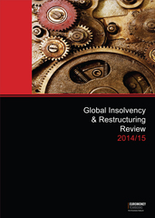 """Cross-Border Insolvency"" in GLOBAL INSOLVENCY & RESTRUCTURING REVIEW 2014-15 Cover"