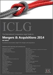 ICLG Mergers & Acquisitions 2014 BERMUDA Chapter