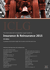 The International Comparative Legal Guide to Insurance & Reinsurance 2015 Edition
