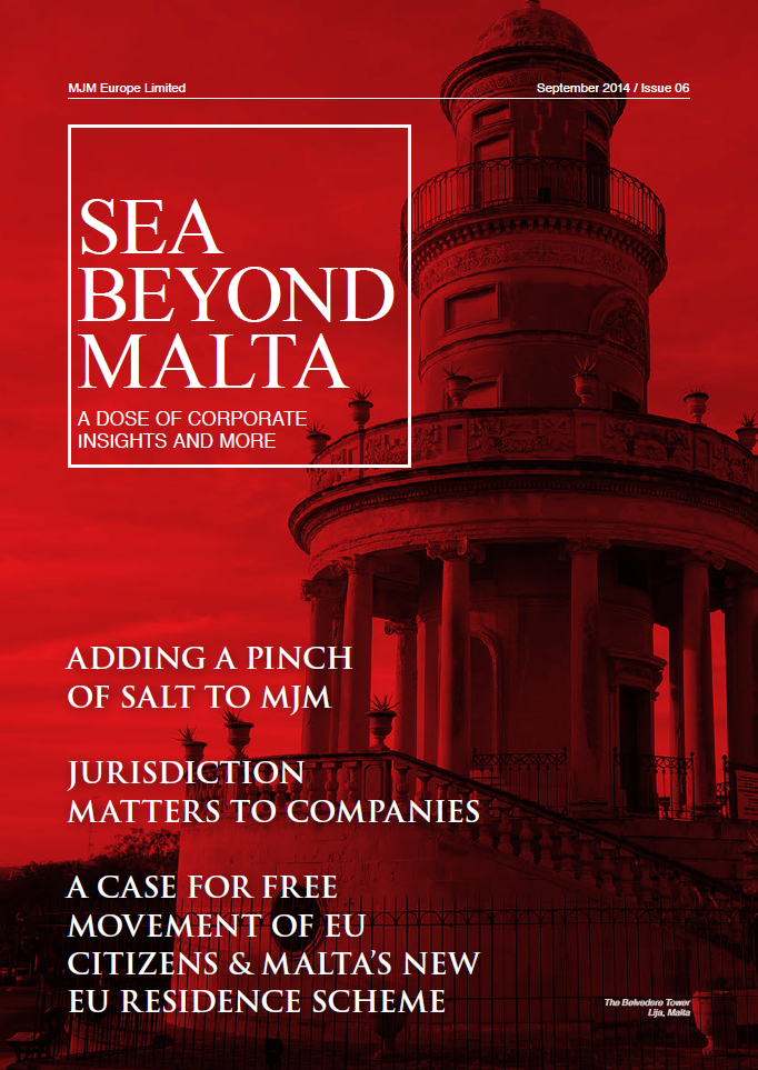 Sea Beyond Malta - Issue 06