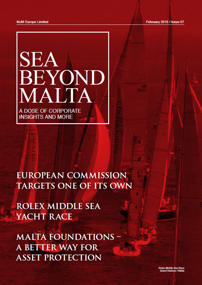 Sea Beyond Malta - Issue 07