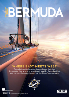 "STEP Bermuda – Bermuda Trust feature ""Where East Meets West"" November 2015"
