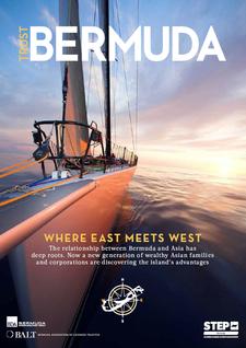 "STEP Bermuda – Bermuda Trust feature ""Where East Meets West"" November 2015"