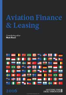 Getting the Deal Through - Aviation Finance & Leasing - 2016