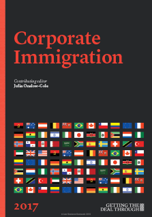 Getting the Deal Through - Corporate Immigration - 2017