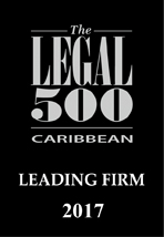 The Legal 500 - United Kingdom - Leading Firm 2017