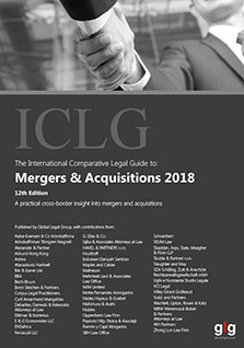 The International Comparative Legal Guide to: Mergers & Acquisitions 2018
