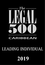 The Legal 500 - Leading Individual 2019