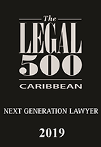 The Legal 500 - Next Generation Lawyer 2019