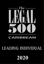 The Legal 500 - Leading Individual 2020