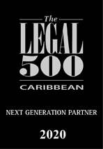 The Legal 500 - Next Generation Lawyer 2020