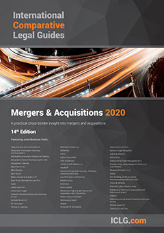 The International Comparative Legal Guide to: Mergers & Acquisitions 2020